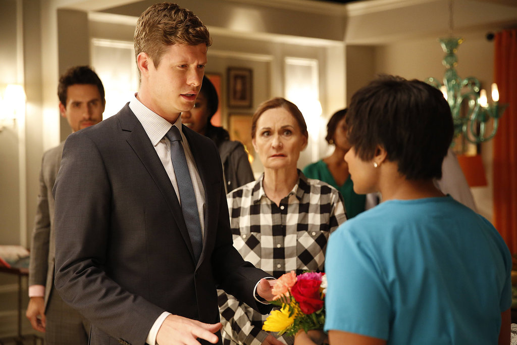 "The Mindy Project Anders Holm and Mindy Kaling return in ""All My Problems Solved Forever,"" the Sept. 17 season premiere of The Mindy Project on Fox."