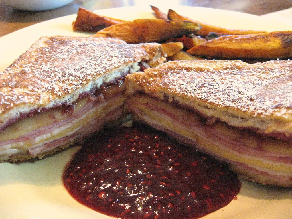 Would you try a deep-fried Monte Cristo sandwich?