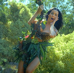 "Katy Perry's ""Roar"" Video"