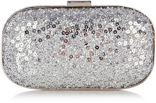 Sparkle Box Clutch Bag
