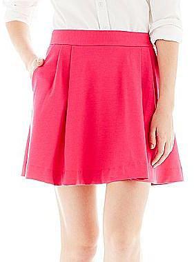 Joe FreshTM A-Line Flare Skirt
