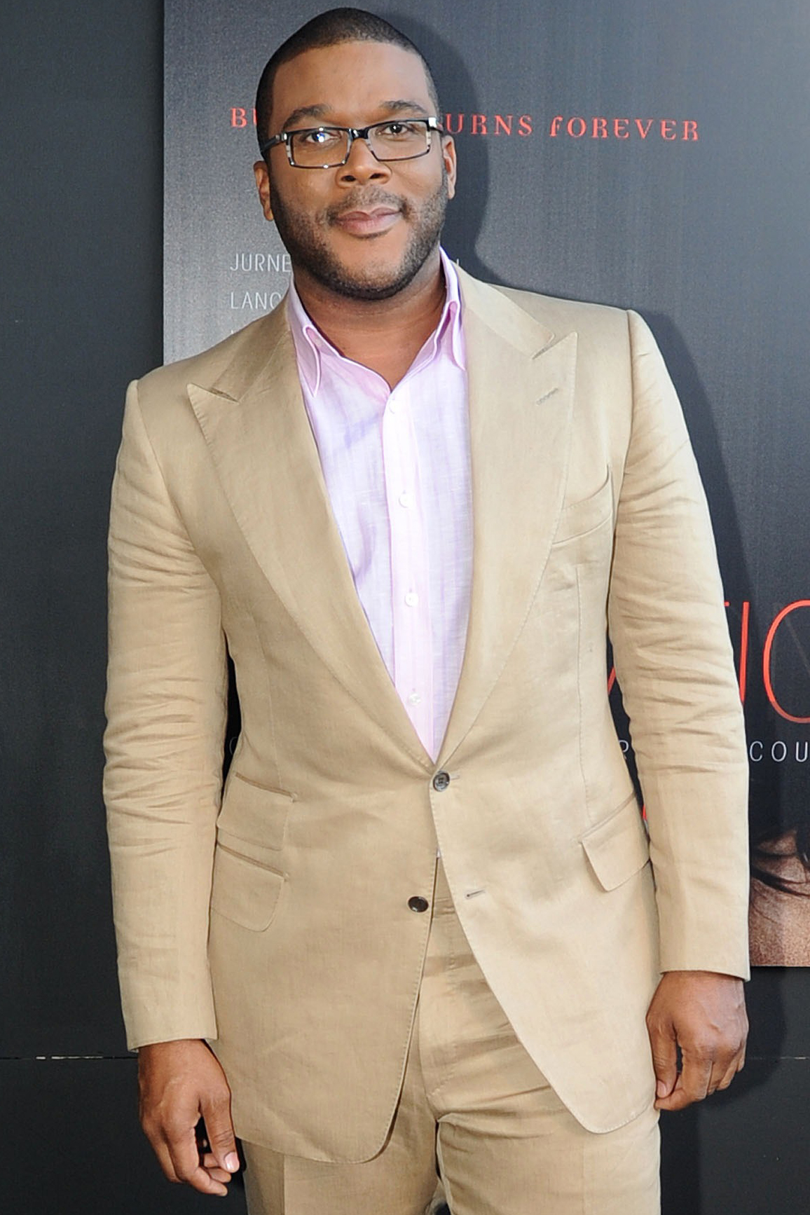 Tyler Perry will play Tanner Bolt, Nick's crafty defense attorney.