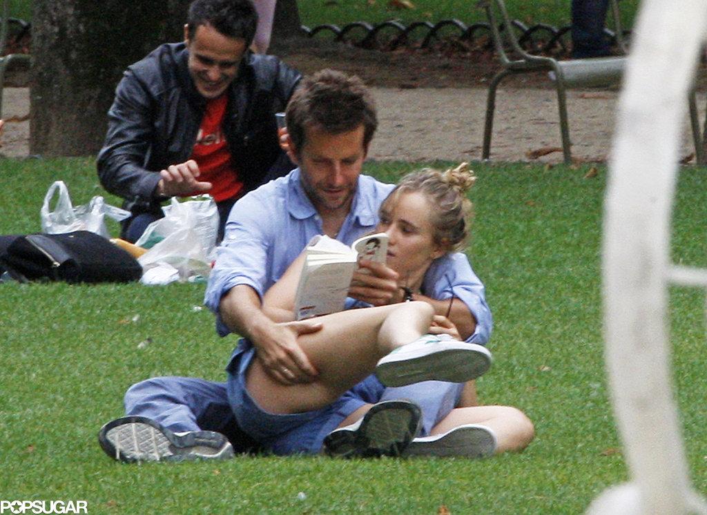 Bradley Cooper and his model girlfriend, Suki Waterhouse, enjoyed a Sunday in Paris this Summer reading Lolita.