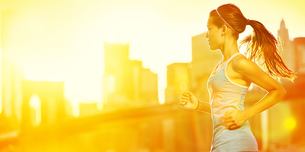 """How to Say """"Yay!"""" to Early Morning Workouts"""