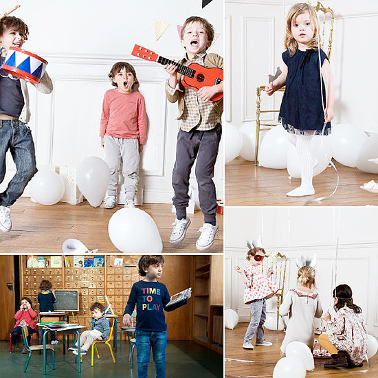 Posh Parisian Kids Clothes From Pearls and Popcorn