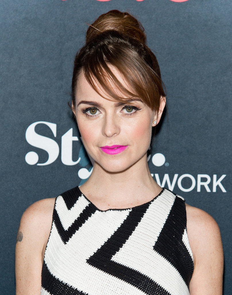 Taryn Manning at Style Network's Style to Rock Event.