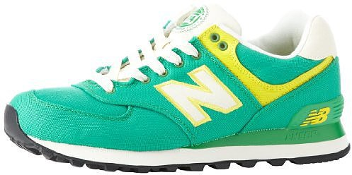 New Balance Women's WL574 Rugby Colle...
