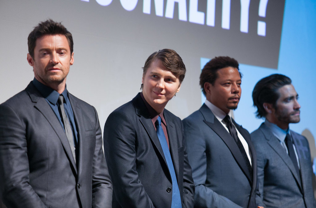The men of Prisoners introduced the film.
