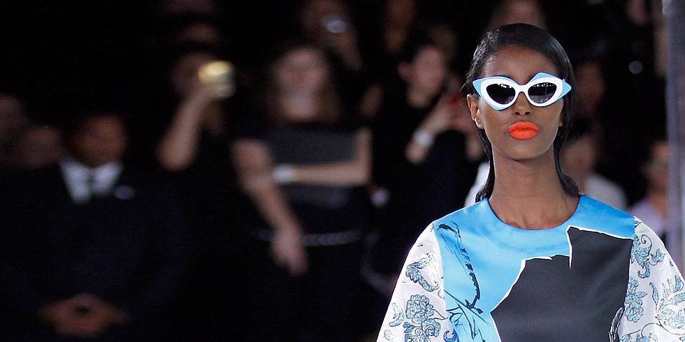 Prabal Gurung Does All-Matte Everything For Spring
