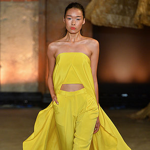 2014 Spring New York Fashion Week Runway Christian Siriano