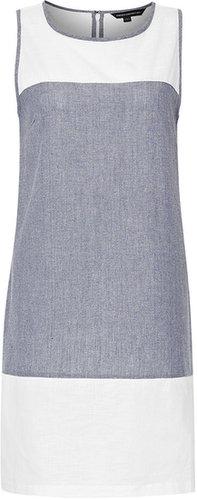 Lois Chambray Sleeveless Dress