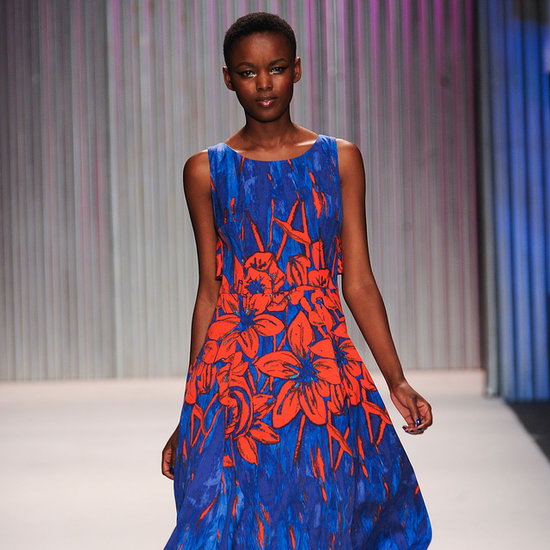 2014 Spring New York Fashion Week Runway Tracy Reese