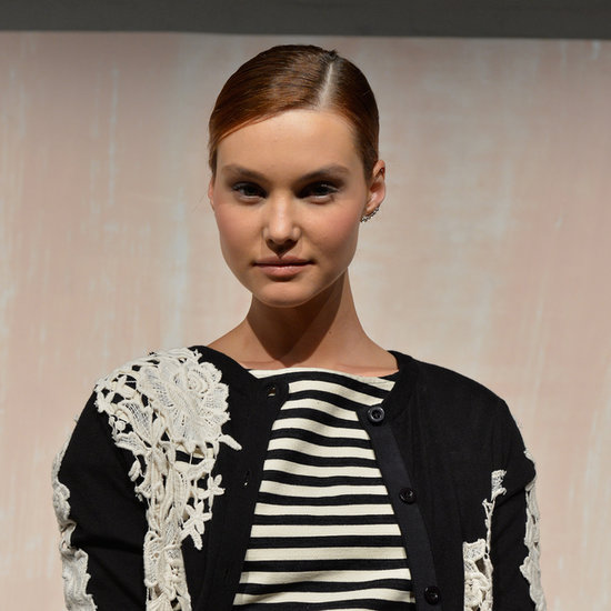 Alice + Olivia Beauty at 2014 Spring New York Fashion Week