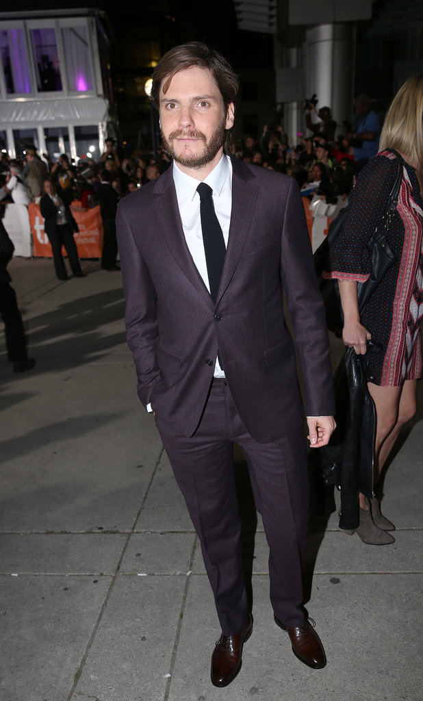 Daniel Brühl is enjoying a breakout TIFF.