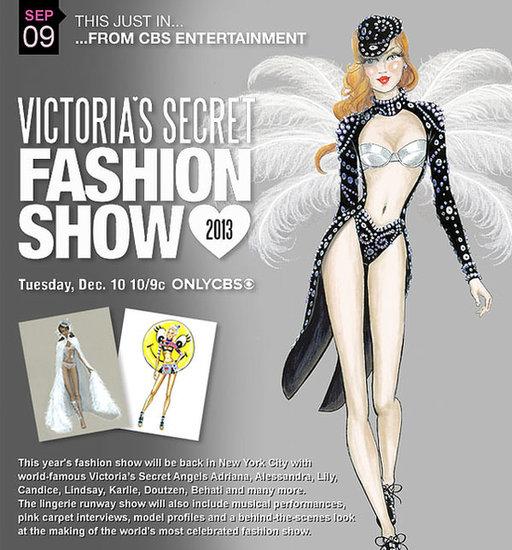 Victoria's Secret Fashion Show 2013 Info