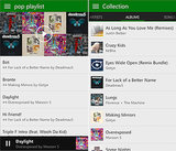 Xbox 360 Music Apps