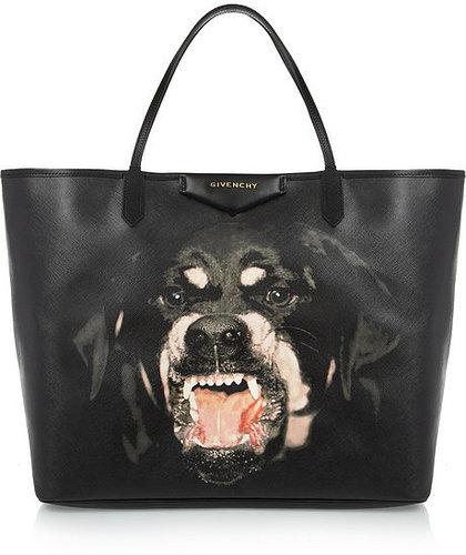 Givenchy Large Antigona shopping bag in vinyl