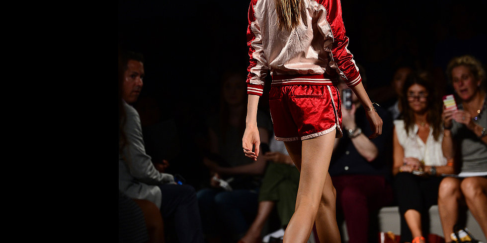 Strut It! The Workouts NYFW Models Use to Get in Shape