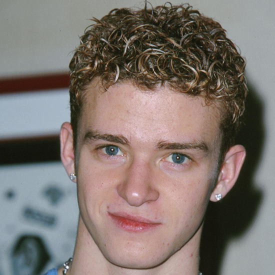 hairstyles that make your face look thinner : Boy Band Hairstyles From the 90s and More Video POPSUGAR ...