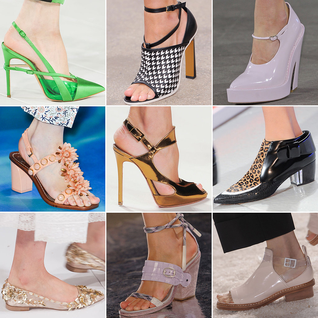 Mar 5, From the avant-garde pairs we can appreciate for their artistry or the must-haves of the season we're already saving for, these are the best heels, boots, brogues, and more to walk the.