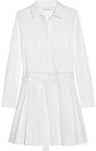 Diane von Furstenberg Montana stretch-cotton shirt dress