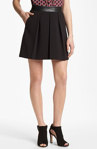 Trina Turk 'Kimbra' Pleated Skirt