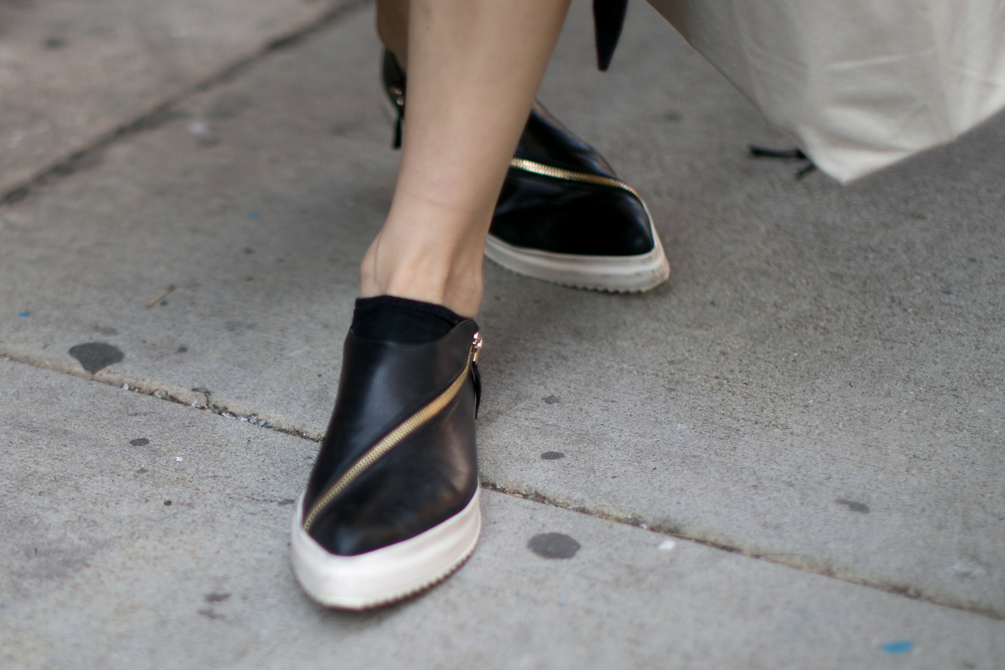 Slip-ons never looked cooler.
