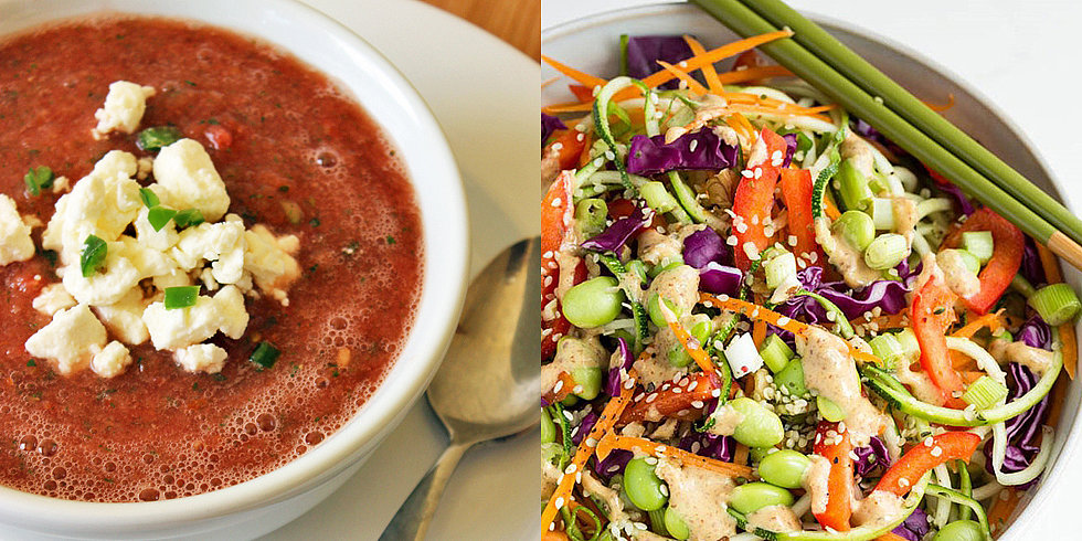 Stay Cool With 5 Healthy No-Cook Suppers