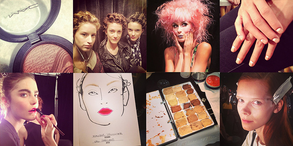 Relive Spring 2014 NYFW Via Our Instagram Diary