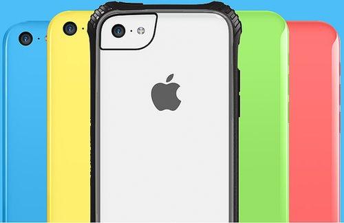 Griffin Survivor Clear iPhone 5c Case