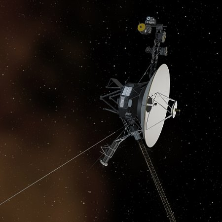 Voyager 1 Location