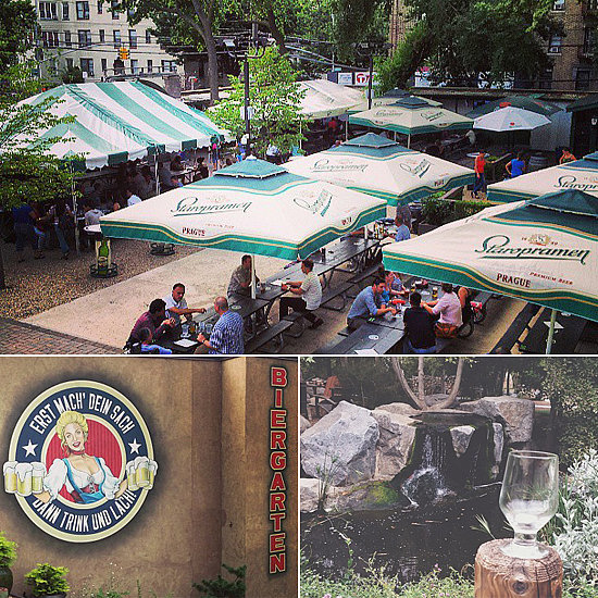 The Most Buzzed About Beer Gardens in the US