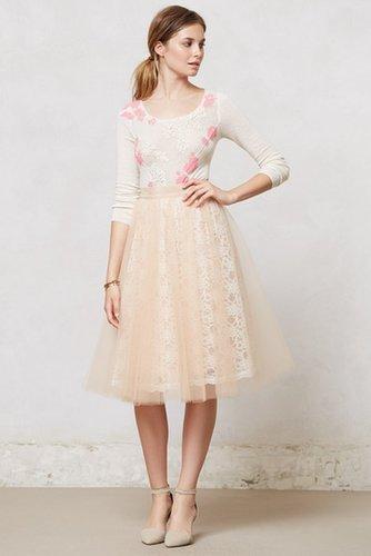 Aurelie Tulle Skirt