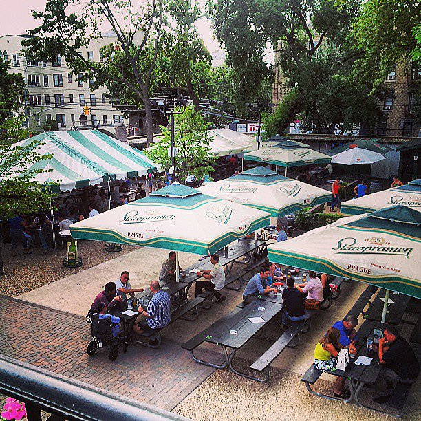 Bohemian Hall and Beer Garden, Queens