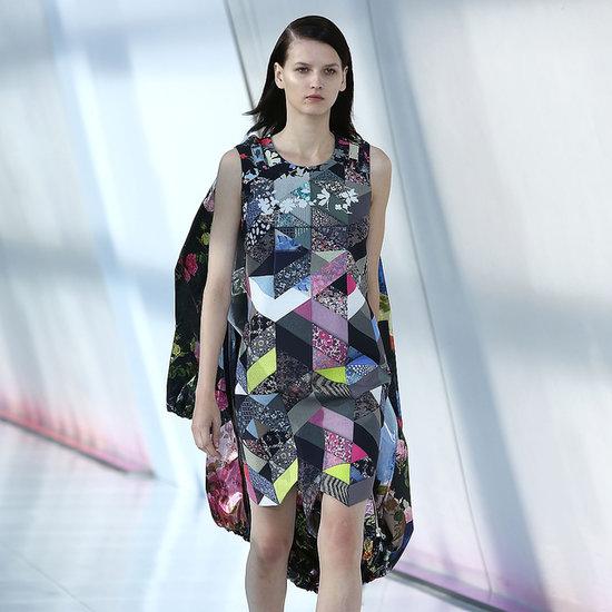 Preen by Thornton Bregazzi Spring 2014 Runway   Fashion Week