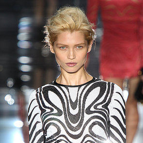 Tom Ford Spring 2014 Hair and Makeup | Runway Pictures