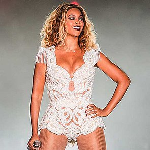 Beyonce Pulled Off Stage By Fan   Video