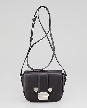 JASON WU Daphne Mini Crossbody Bag, Black