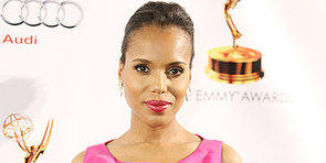 Kerry Washington Is the Chicest New Mum We Know
