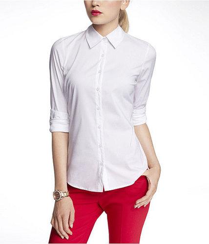 Long Sleeve Essential Shirt