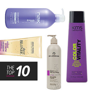 Best Toning Shampoos For Blonde Hair