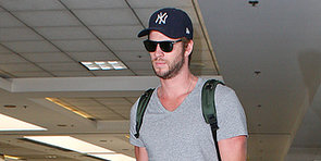 Liam Hemsworth Heads Out of LA Amid Rumours of a New Romance