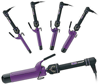 Hot Tools Professional Ceramic + Titanium Spring Curling Iron