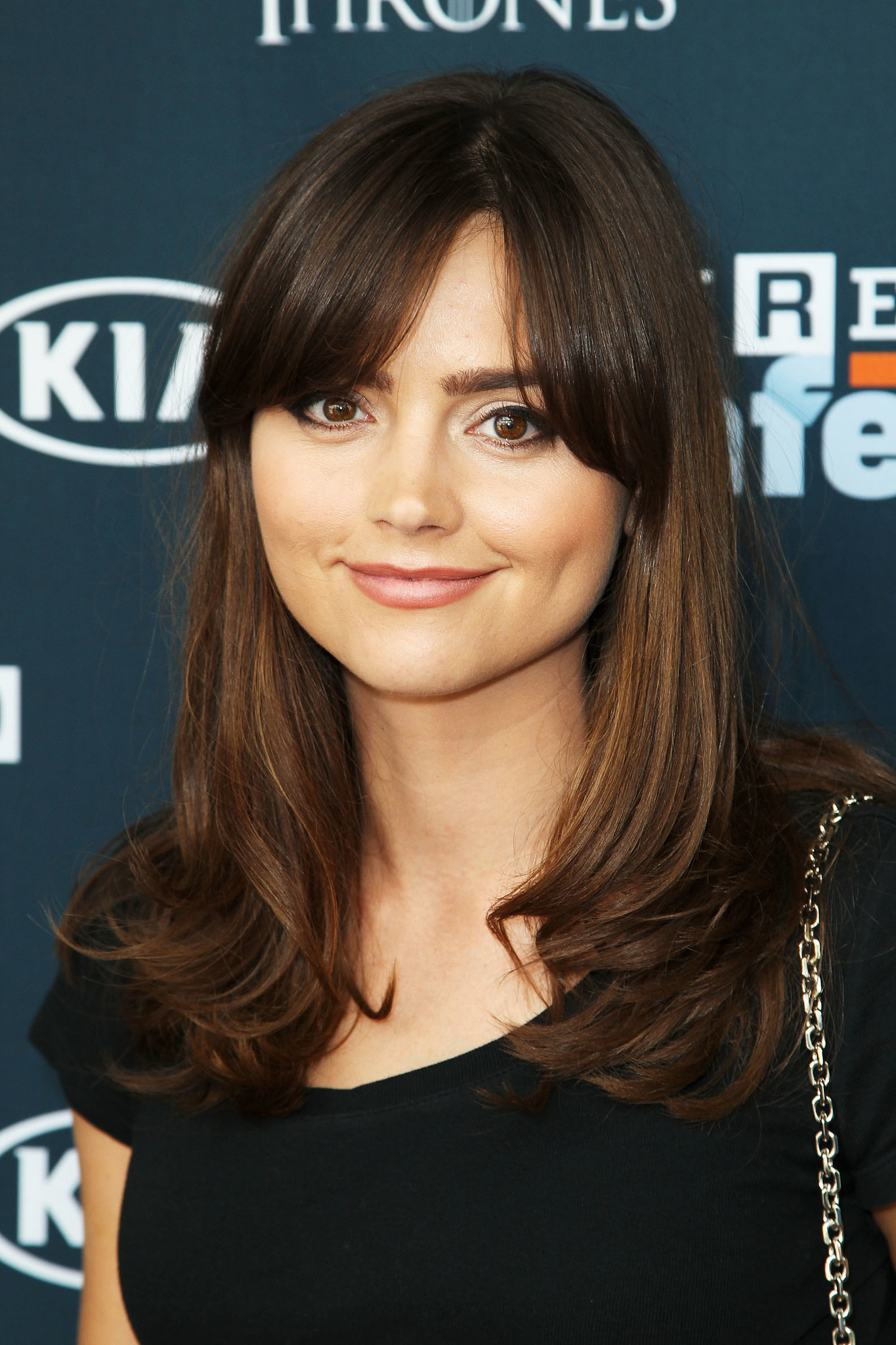 how to get jenna coleman hair