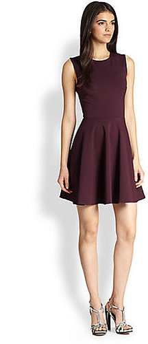 Diane von Furstenberg Jeannie Jersey Fit-&-Flare Dress