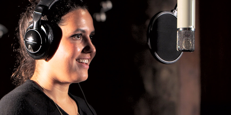 Quadron's Coco O Invites Us Into the Recording Studio and Recalls a Tipsy Meeting With Jay Z