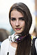 Everything about this young lady's look just screams cool-girl chic. Source: Le 21ème | Adam Katz Sinding