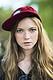 A cool cap makes this girl's tousled waves even more stellar. Source: Le 21ème | Adam Katz Sinding