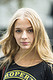 Natural makeup and loose waves are the perfect end-of-Summer look.  Source: Le 21ème | Adam Katz Sinding