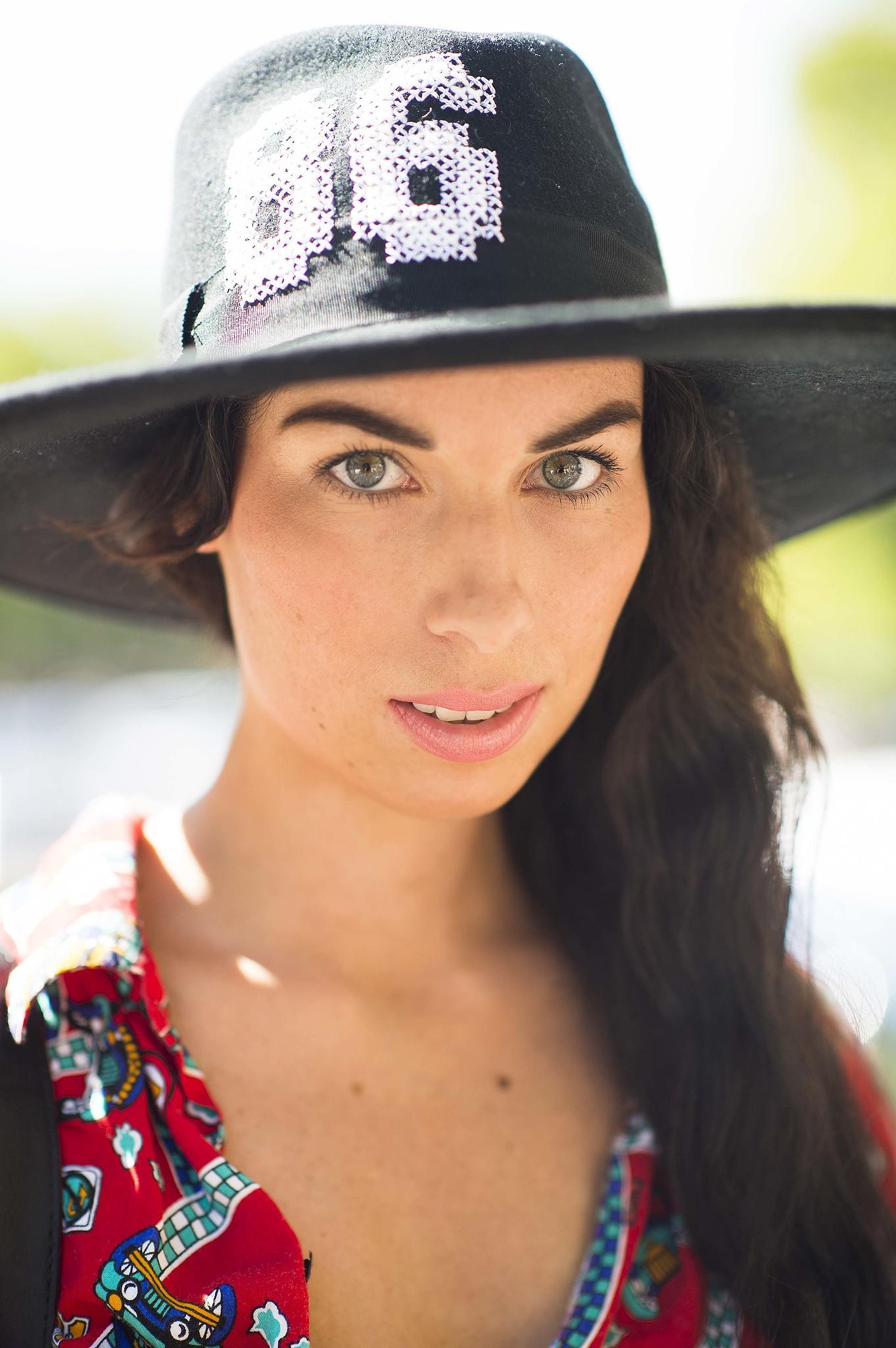 When in doubt, throw on a wide-brimmed cap.  Source: Le 21ème | Adam Katz Sinding